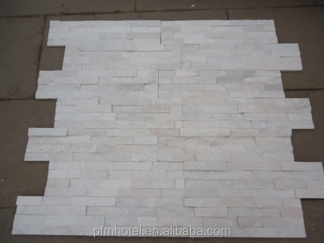 PFM easy install colorful natural slate landscaping stone
