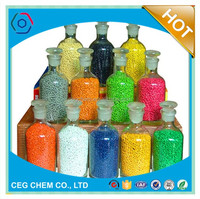 Pigment Concentration High Purity Custom Color Masterbatch produced by CEG factory