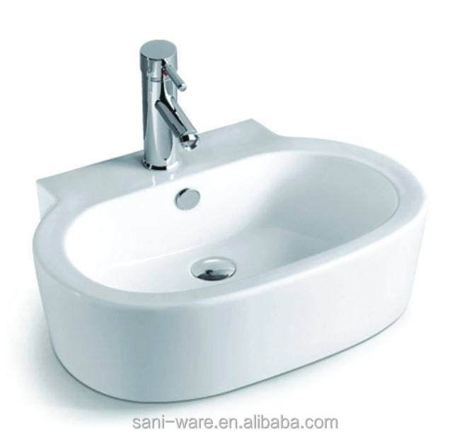 S2039-1003 Nice ceramic sanitary ware bathroom modern sink
