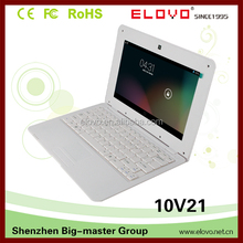 world cheapest 10inch OEM laptop computer VIA WM8850 support 3G