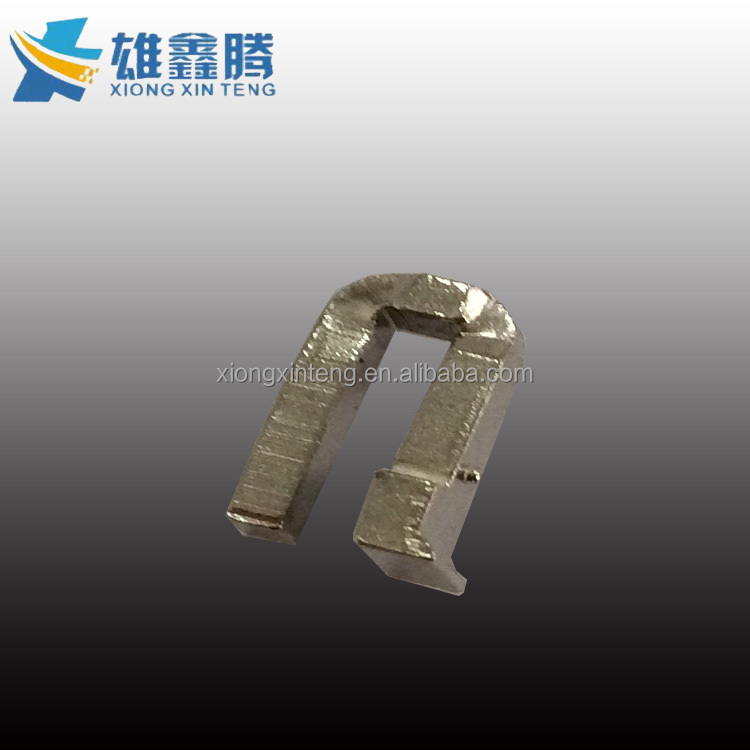 OEM u shaped stainless steel electrical crimp terminal