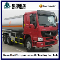 Short Delivery Sinotruk fuel tank truck suppliers in philippines
