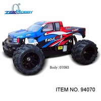 HSP RC CAR 1/5 big scale remote control car toy rc gas truck 4x4 off road monster truck China supplier (item no. 94070)