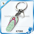 slipper shape metal key holder