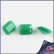 Rectangle Quartz Gemstone Malaysian Jade