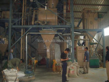 Cattle feed plant project 1-100t/h capacity with CE and ISO9001 Certificate