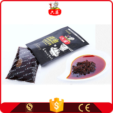 Cetification 150g healthy material spicy flavor hot pot seasoning spices