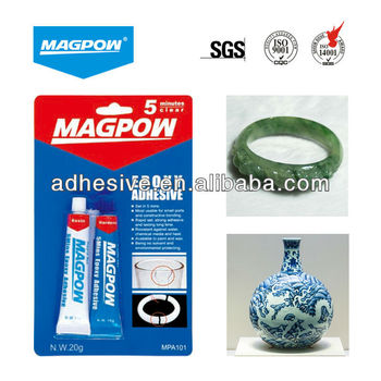 auto spare parts AB Glue:5 Minutes Rapid Clear Epoxy Adhesive, epoxy resin for iron