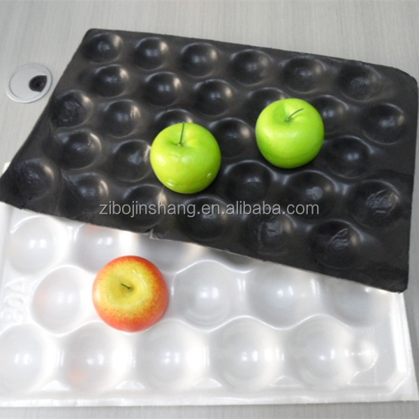 plastic apple insert tray with dividers