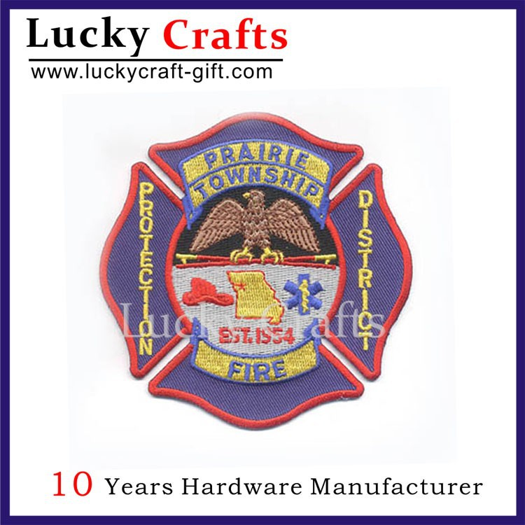 Hand embroidery luckygifts promotion fashion army