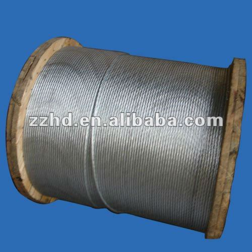 bare aaac all aluminum alloy types of conductor wire