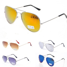 Stock Brand Sunglass Make Your Own Fashion Metal Sunglass