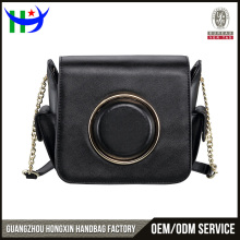 china factory crossbody bag wholesale matching shoes and handbags leather chain women messenger bag