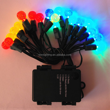 G12 LED battery lights, 4.5V fairy decoration led battery lights
