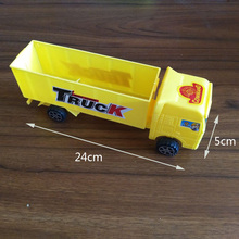 Small Plastic Mini Pull Back Toy Car for Children