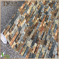 Self adhesive hot sale 3d stone brick vinyl wallpaper factory in China