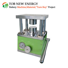 Mini Manual Hydraulic Press Machine For Lab Battery Material