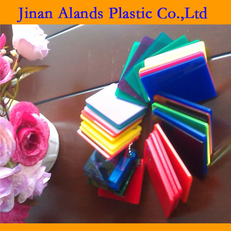 free sample cast /extrusion / clear acrylic sheet