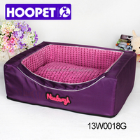 All seasons use purple bed antique dog bed