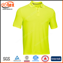 2018 moisture wicking dry rapidly dry fit golf t-shirt polo