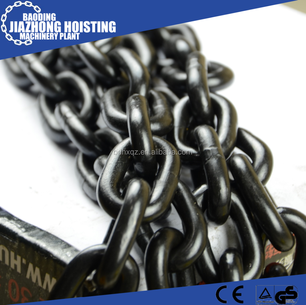 High tensile flail chain made in china chain factory