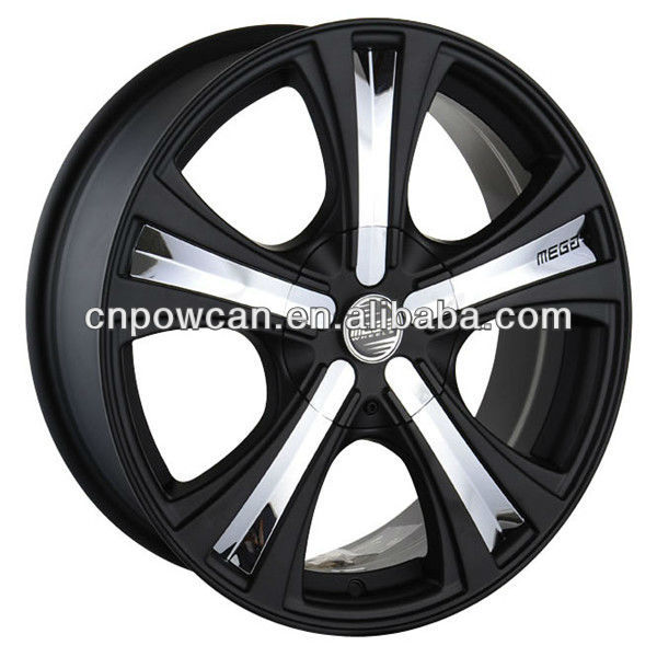 BK444 ALLOY WHEEL FOR A CAR