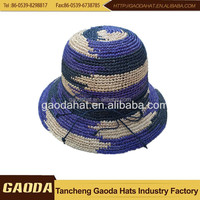 New design promotion straw summer hats canada