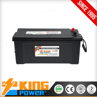 12v 180amp mf jis standard battery
