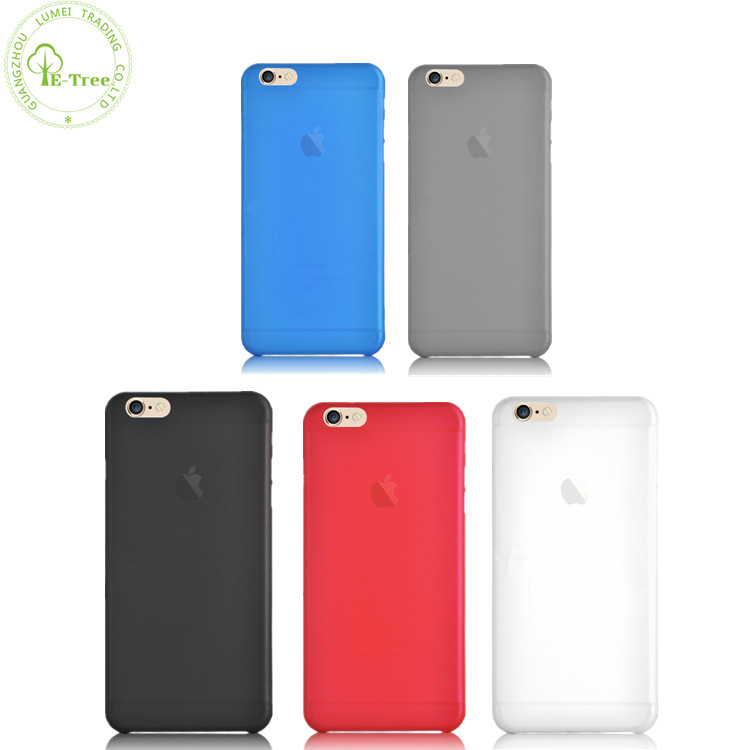 Hot Selling Ten Colors Hard PC Case For Apple IPhone 6 Plus, for iphone 6s plus case cover
