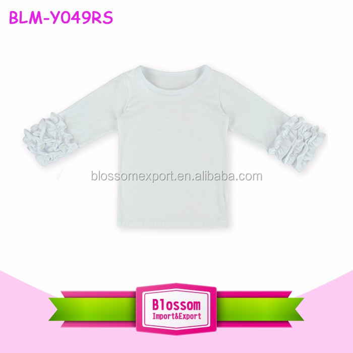 Baseball raglan t shirt 3/4 sleeve cotton children wholesale raglan t shirt