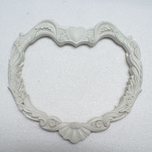 Heart Shaped Carving Picture/Mirror Frame