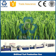 PE POLYETHYLENE MAN MADE LAWN PRODUCTION LINE