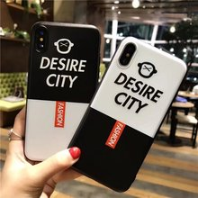 Customized Personalized Cover 3D Fashion Silicone Luxury Bling Bling Soft Case for iPhone 5 6 7 8 X