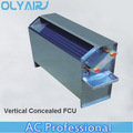 OlyAir Floor standing vertical concealed fan coil unit