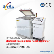 Small Size Electrical Heating Solar Panel Laminator Lab Laminator 500*500mm