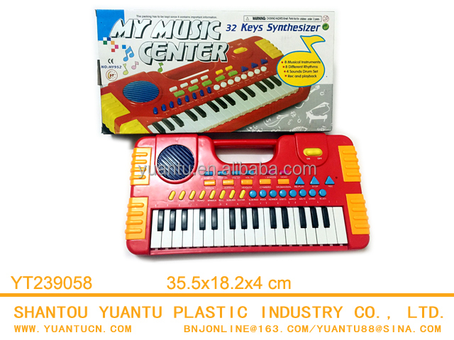 kids toy organ musical instrument electric piano toy