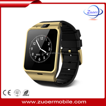 "MTK6260,waterproof 1.5"" TFT LCD Bluetooth waterproof smart watch / cell phone smartwatch"