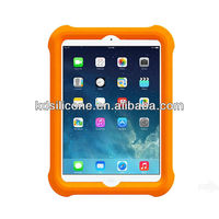 rubber case for ipad air 2,silicone rubber case for ipad 9.7 inch,shockproof case for Apple tablet 9.7