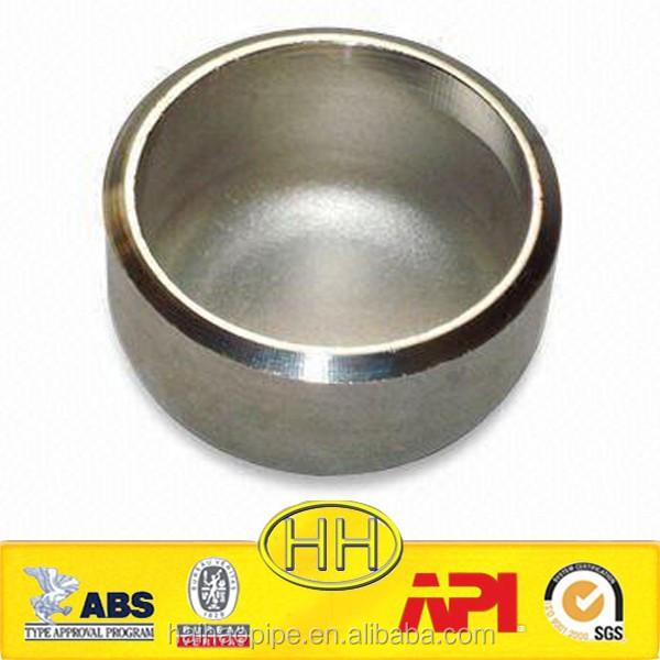 Stainless steel pipe end cap buy