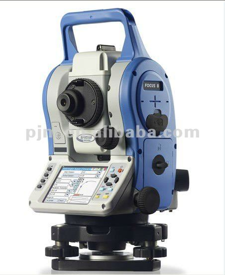 Spectra Focus 8 Total Station