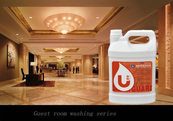 industry hotel Scale remover food grade detergent