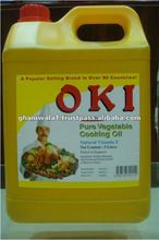 5 ltr OKI Palm Pure Vegetable Cooking Oil