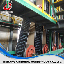 China construction material waterproof membrane production line
