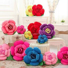 Plush Toy Rose Artificial Stuffed Flower