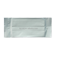 Spunlace non-woven cleaning cloth dry wipes