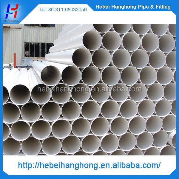 Trade Assurance Supplier pvc pipe fitting grey