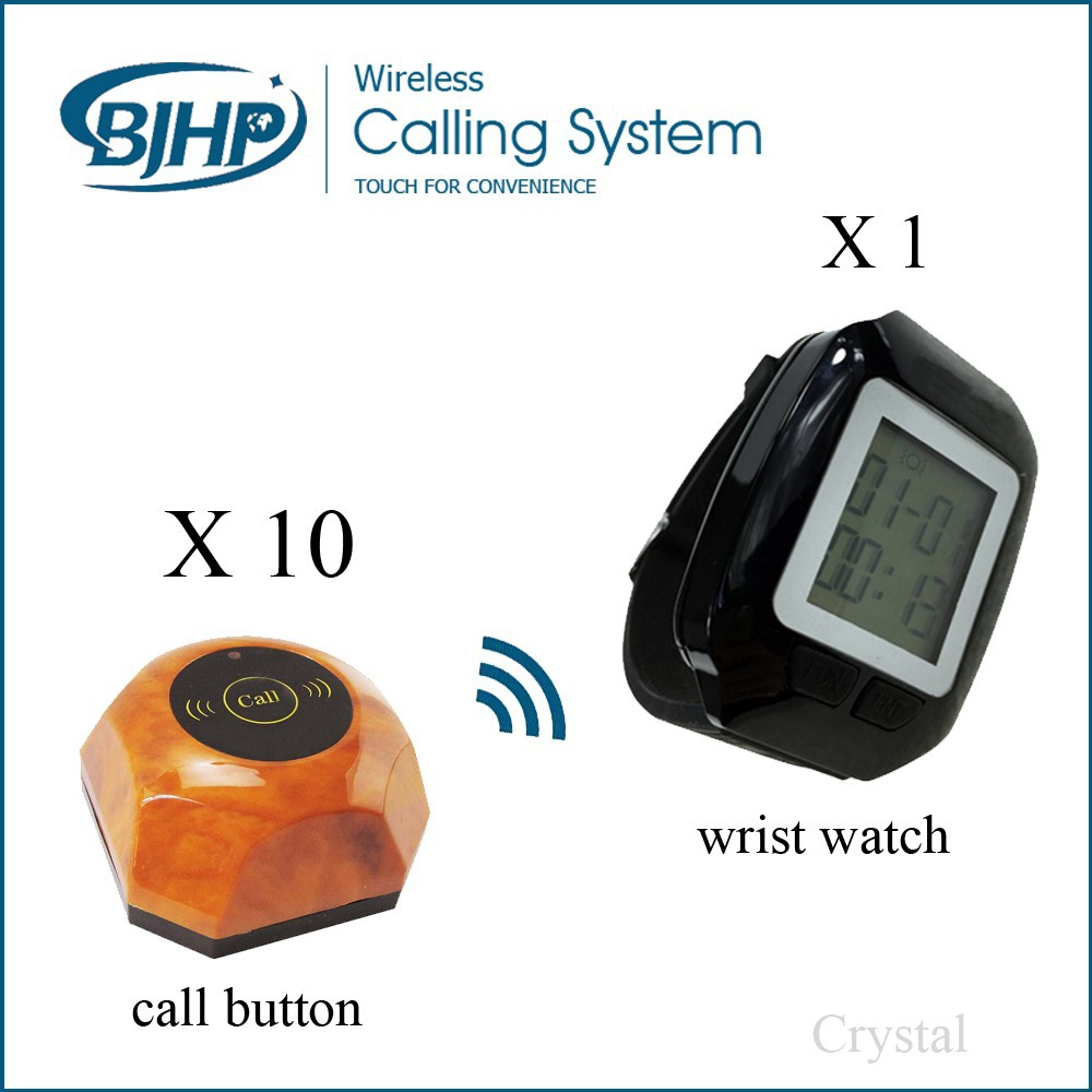 <strong>factory</strong> manufacturer wireless restaurant calling buzzer service system, calling doctor system, calling equipment for buliders