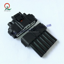 black 6 pin 6 way male female toyota &mazda tps connector 90980-11858