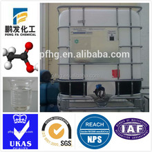 phenyl acetic acid cas 64-19-7 GAA acetic acid Glacial 95% min supplied by ISO factory