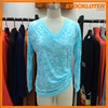 Ladies Fashion Top Surplus Garment Stock With Cheap Price